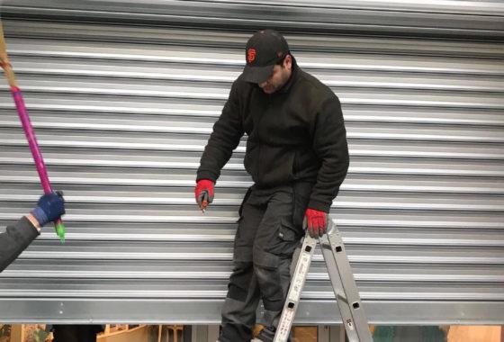 Réparation rideau métallique Villebon-sur-Yvette 91140