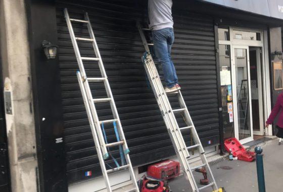 Réparation rideau métallique Saint-Michel-sur-Orge 91240