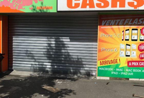 Déblocage rideau métallique Vigneux-sur-Seine 91270