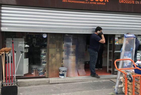 Déblocage rideau métallique Villebon-sur-Yvette 91140