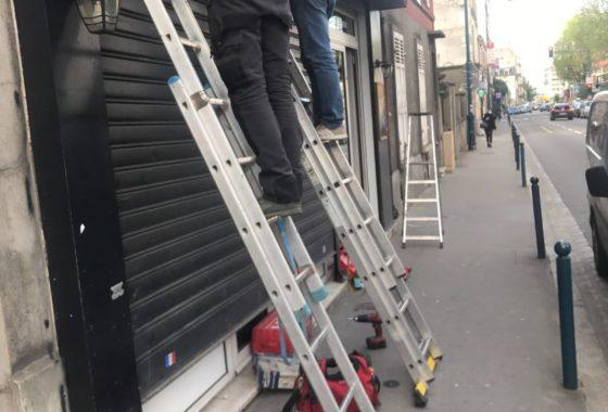 Déblocage rideau métallique Ballancourt-sur-Essonne 91610