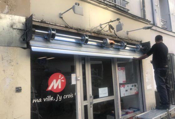 Réparation rideau métallique Savigny-sur-Orge 91600