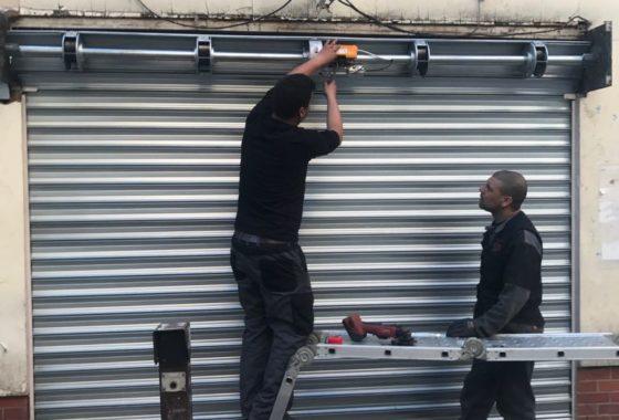 Réparation rideau métallique Étréchy 91580