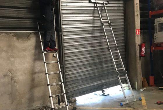 Réparation rideau métallique Quincy-sous-Sénart 91480