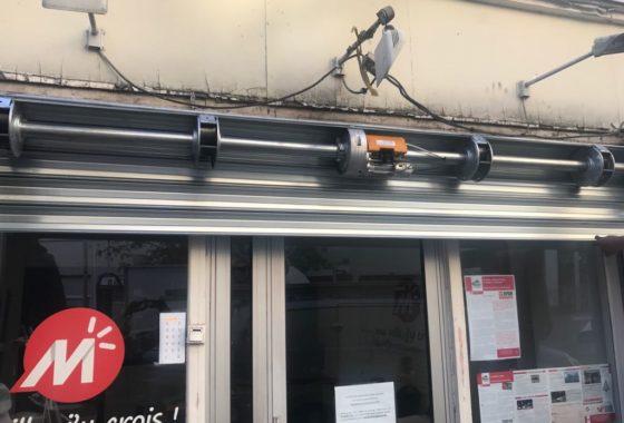 Réparation rideau métallique Saint-Pierre-du-Perray 91280